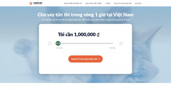 MoneyCat – Vay siêu tốc lên đến 5.000.000 VND